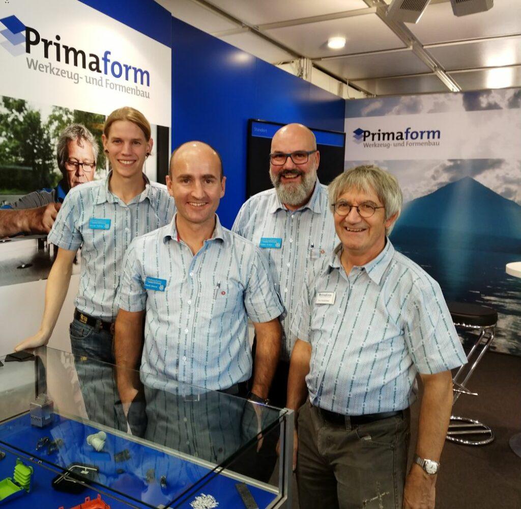 Feinmechanik Jacquemai, Kurt Jacquemai und Primaform